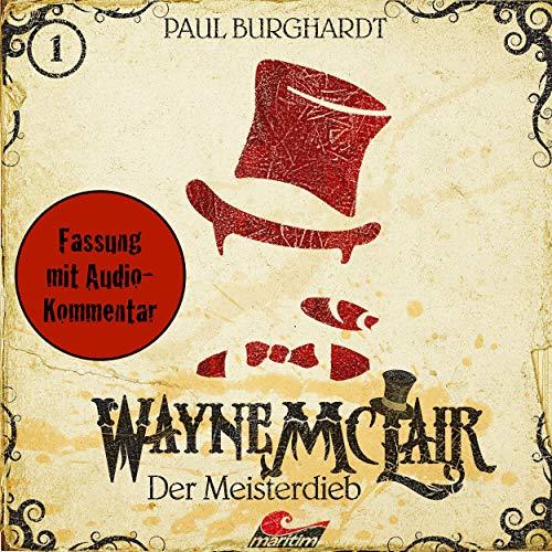 Der Meisterdieb. Fassung mit Audio-Kommentar cover art