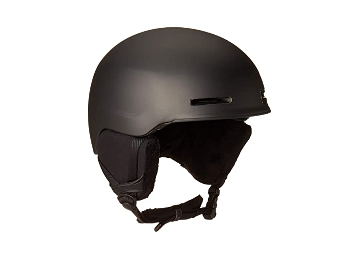 Allure Snowboard Helmet (Matte Black Pearl) Snow/Ski/Adventure Helmet