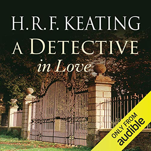 A Detective in Love audiobook cover art