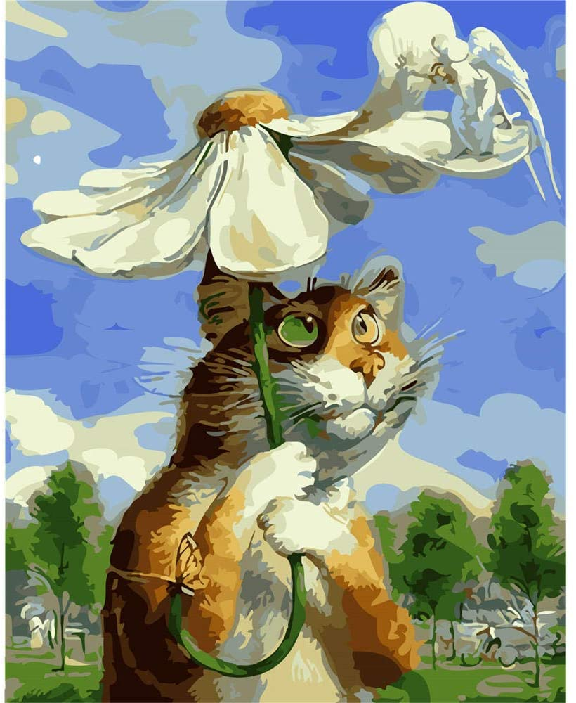 Digital kit for OFFicial store Inexpensive DIY Paintings Adult Children Gift Canvas Pai Oil
