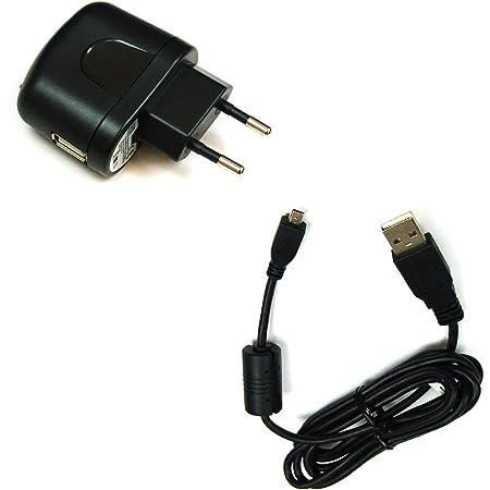 Gigafox Ladekabel Datenkabel Usb Kabel Für Casio Kamera