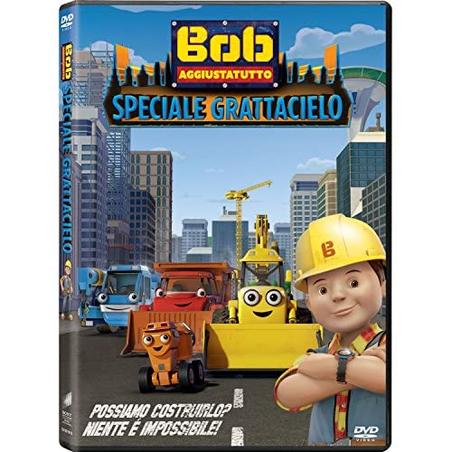 Bob Aggiustatutto: Grattacieli Fantastici