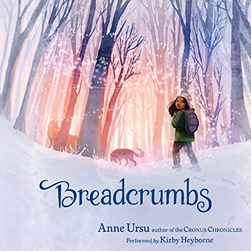 Breadcrumbs audiobook cover art