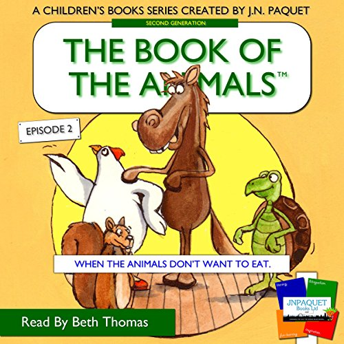 Couverture de When the Animals Don't Want to Eat