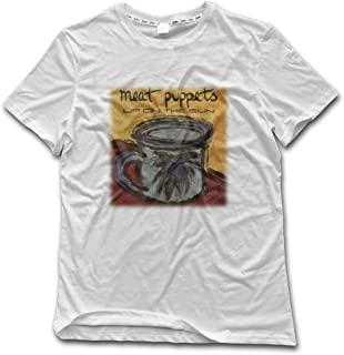 Meat Puppets Up on The Sun Cool Mens T Shirts