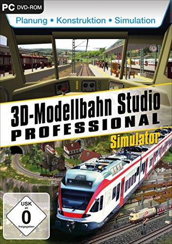 3D-Modellbahn Studio Professional