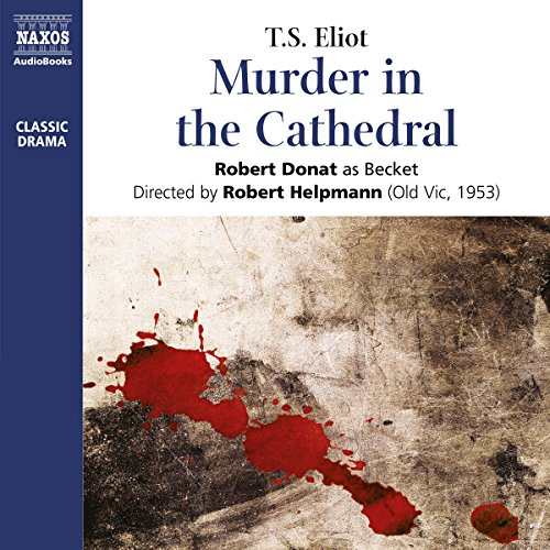Murder in the Cathedral audiobook cover art