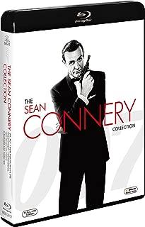 【Amazon.co.jp限定】007/ショーン・コネリー ブルーレイコレクション(6枚組)(Amazon ロゴケース付) [Blu-ray]