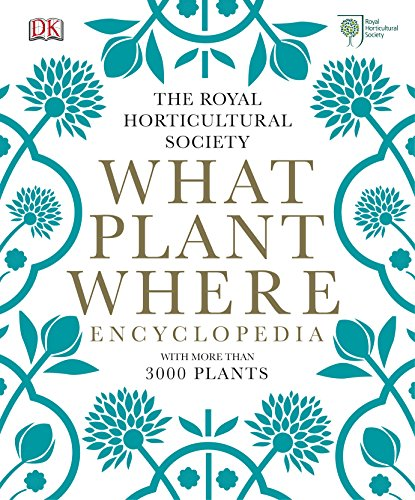RHS What Plant Where Encyclopedia (English Edition)