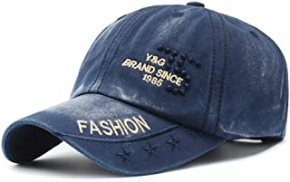Fashion Washed Men's Baseball Cap Women Summer Snapback Hip Hop Casquette Homme Baseball Caps Adult Berets Kullies & Beanies