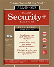 CompTIA Security+ All-in-One Exam Guide, Fifth Edition (Exam SY0-501)
