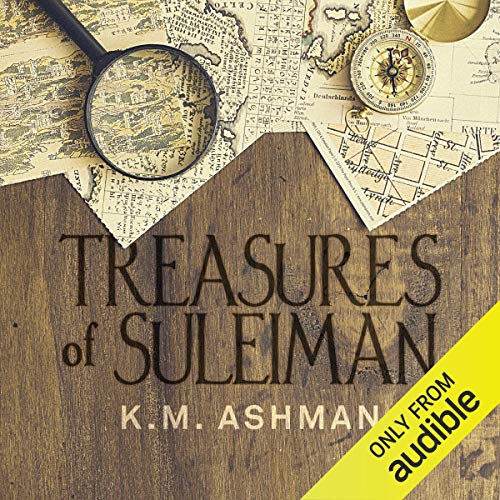 Treasures of Suleiman cover art