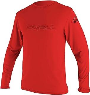 O'Neill Wetsuits Men's O'neill Basic Skins UPF 50+ Long Sleeve Sun Shirt