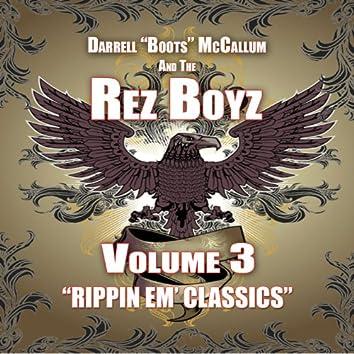 """Rippin Em Classics"", Volume 3"