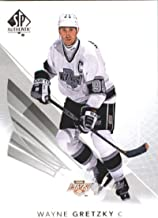 2017-18 SP Authentic #99 Wayne Gretzky Los Angeles Kings NHL Upper Deck Hockey Card