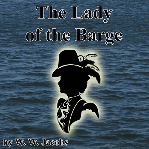 The Lady of the Barge audiobook cover art