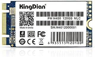KingDian M.2 NGFF SSD 120GB 240GB 512GB 1TB Solid State Drive Disk 2242 for Desktop PCs and MacPro (120GB)