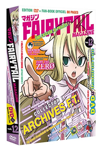 Fairy Tail Magazine-Vol. 12