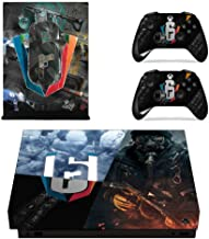 Rainbow Six Siege Skin Cover for Xbox One X Console and 2 Wireless Controller Protective Skin by Mr Wonderful Skin