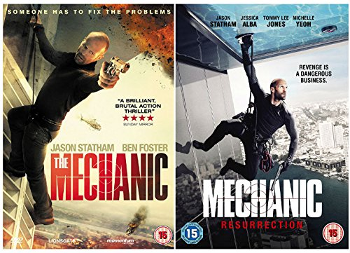 The Mechanic 1-2 Complete Collection : The Mechanic / Mechanic - Resurrection