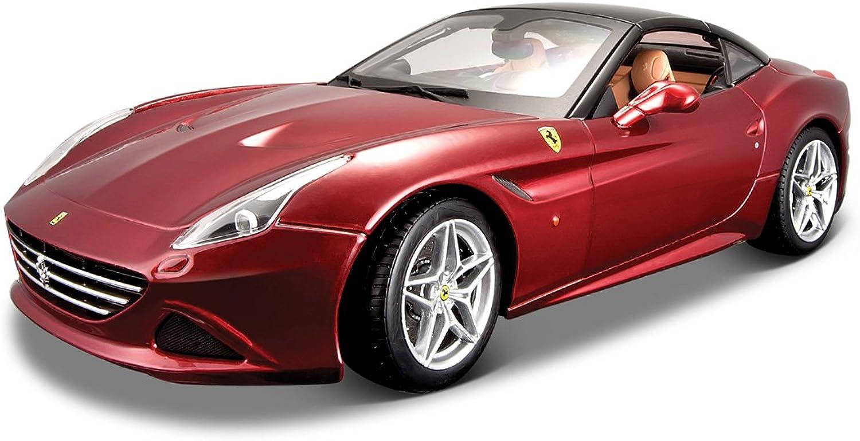 Maisto Bburago France 16902 Ferrari California T Close Signature Séries - Echelle 1 18