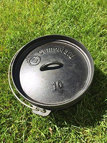 10 Dutch Oven campmaid 60012