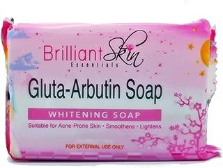 Brilliant Skin Essentials Gluta-Arbutin Whitening Soap 135g (3-pack) …