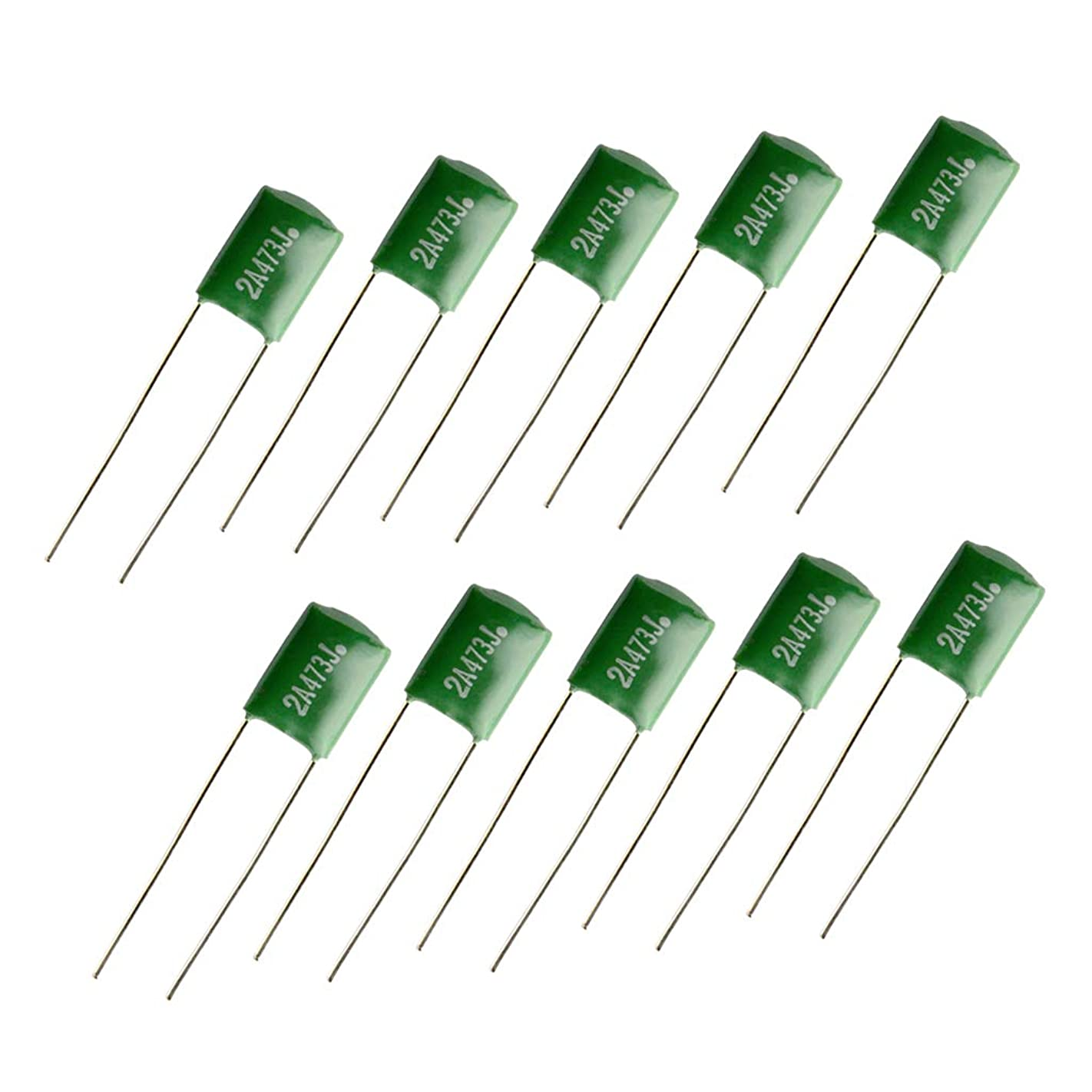 kesoto 10 Pieces Electric Guitars Capacitors .047 2A473J Tone Cap k14838750521