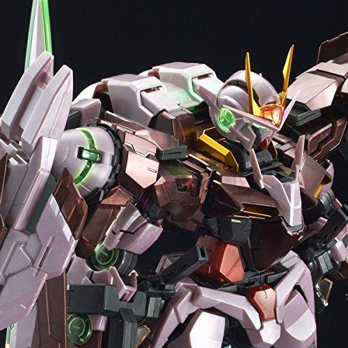 perfect grade 1/60 gundam 00 raiser trans arms