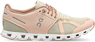 ON Running Womens Clould Running Shoes Rose/Sand 6 US