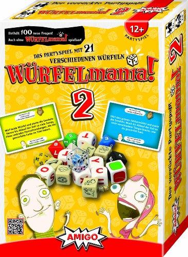 Amigo 04610 - Würfelmania 2