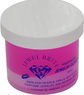 Jewel Brite Professional Grade 4oz Biodegradable Jewelry Cleaner & Polisher