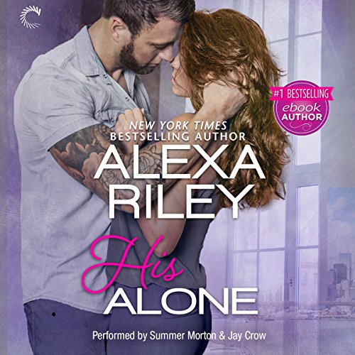 His Alone audiobook cover art