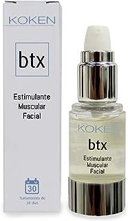 KOKEN - btx Tratamiento Antiarrugas Estimulante Muscular Facial 20ml