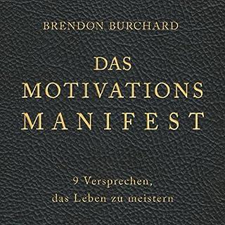 Das MotivationsManifest Titelbild