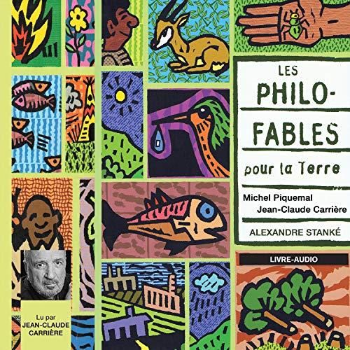 Couverture de Philos-fables pour la terre