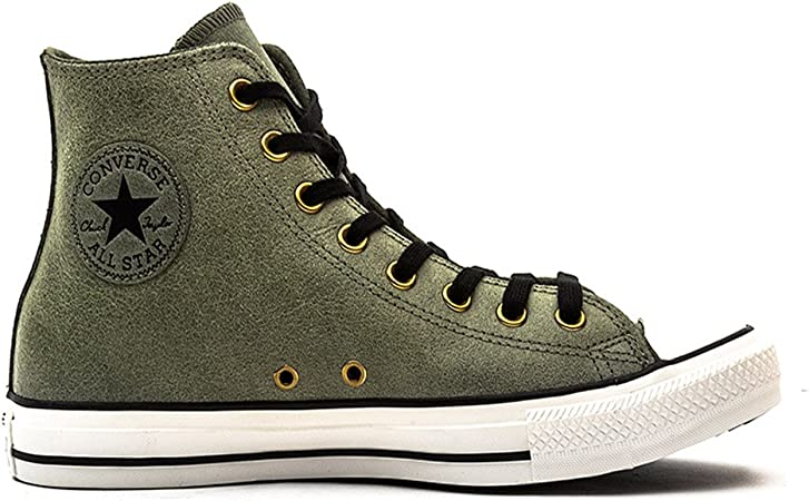 Converse Chuck Taylor all Star Vintage Shoes - Olive Submarine ...