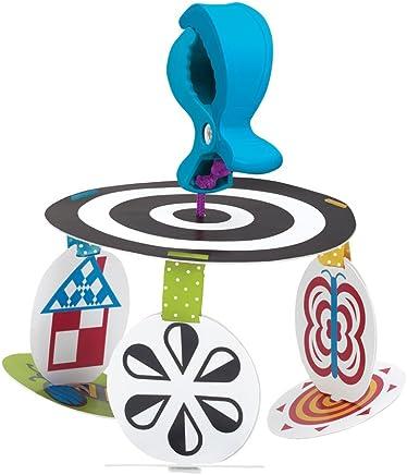Manhattan Toy 曼哈顿玩具 悬吊旋转卡片 视觉与触感训练玩具