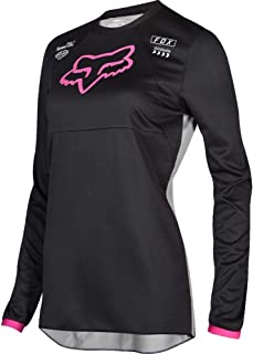 Fox Racing 2019 Womens 180 MATA Jersey-Black/Pink-L