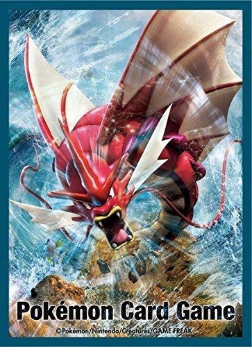 Japanese Pokemon XY9 Anger of the Broken Heavens Gyarados sleeves 32ct image