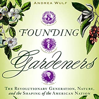 Founding Gardeners audiobook cover art