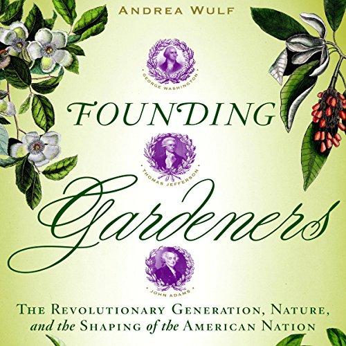Founding Gardeners audiobook cover art
