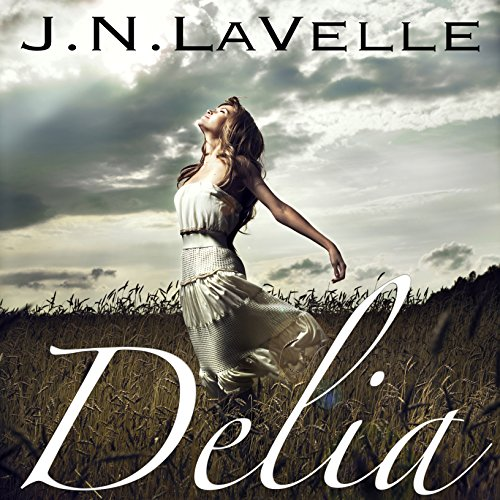 Delia audiobook cover art