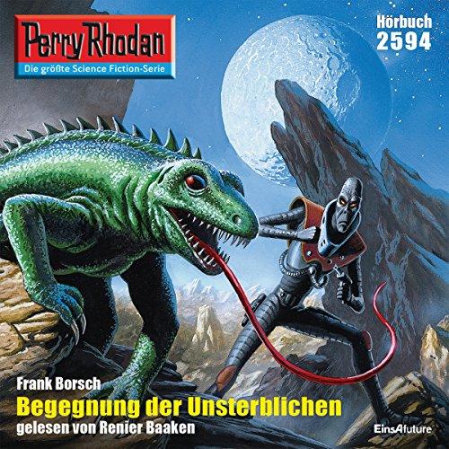 Begegnung der Unsterblichen (Perry Rhodan 2594) Titelbild