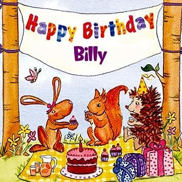 Happy Birthday Billy
