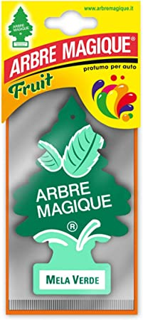 Sunlike Arbre Magique Lufterfrischer Für Auto Mela Verde Auto