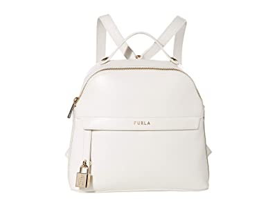 Furla Piper Small Backpack (Talco) Backpack Bags