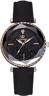 Wristband Women's Wrist Watches Ladies Series Girls Watch Female for Women Star Lady Alloy Quartz Watch pu Wrist Watch,Col...