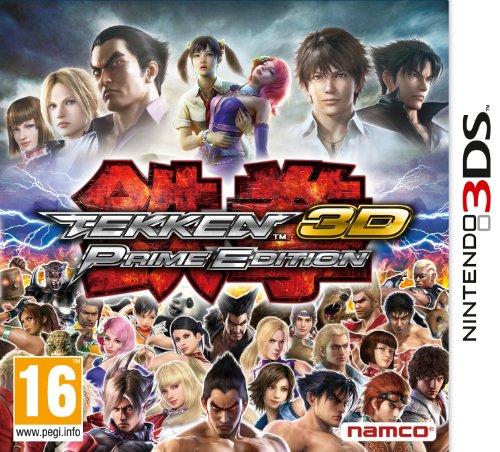 Tekken 3D - Prime Edition [Edizione: Regno Unito]