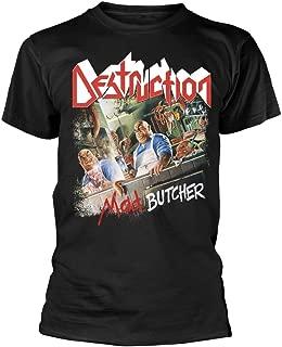 Mad Butcher' (Black) T-Shirt